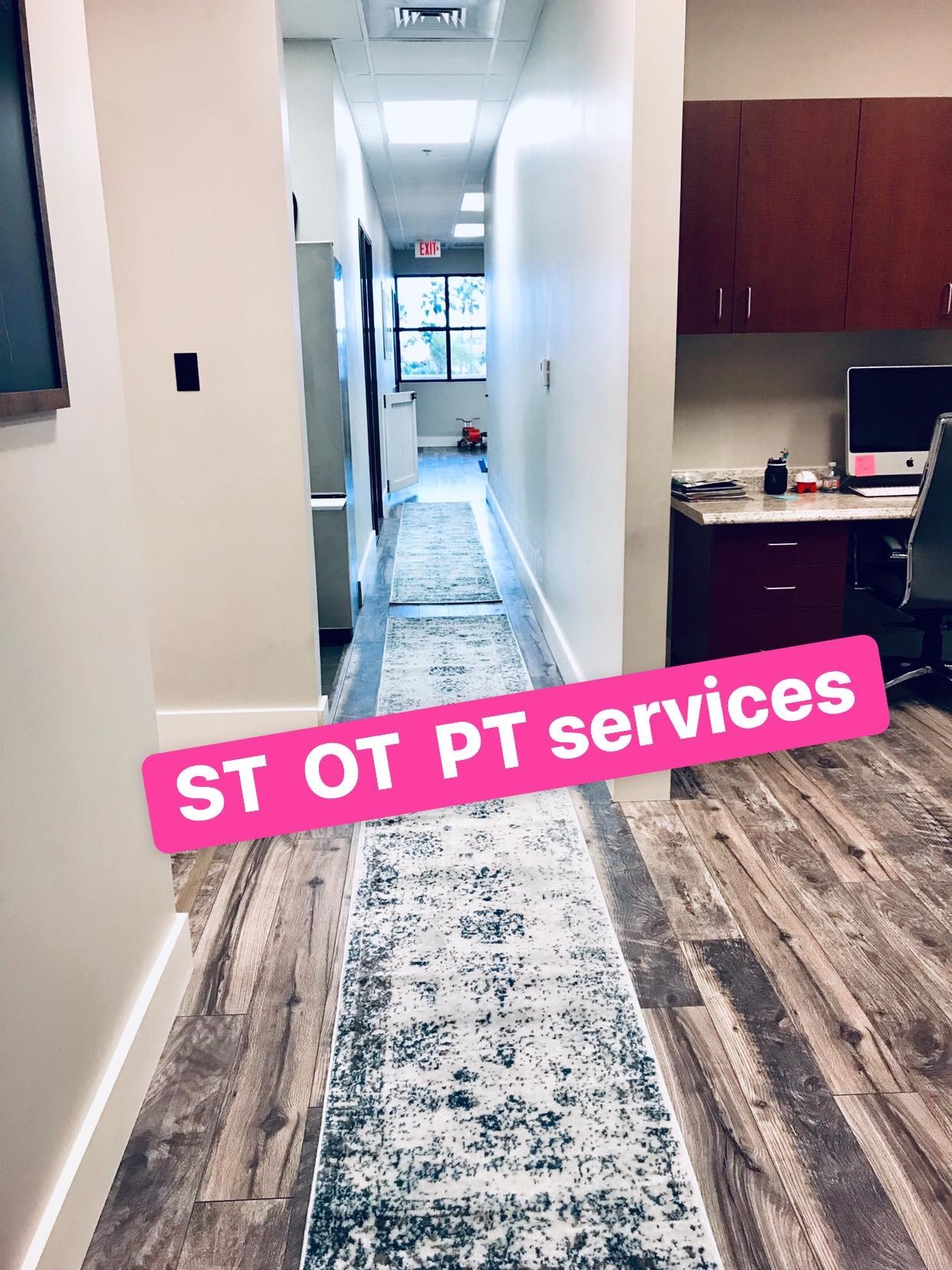 cdt kids ot st pt services