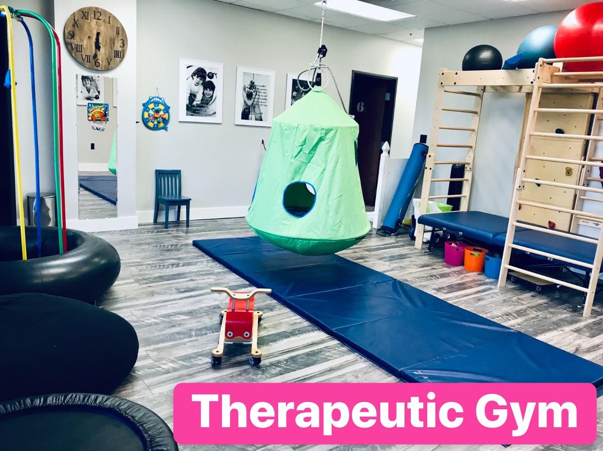 cdt kids therapeutic gym