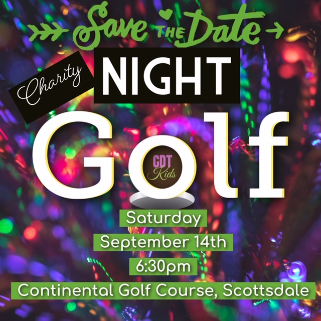 charity night golf
