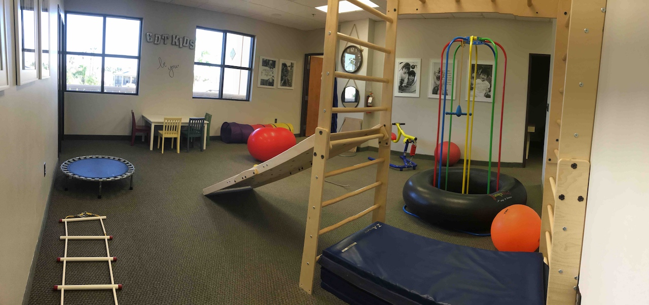 ST, OT, PT, Therapy Gym